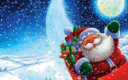 В Красноярске выберут «настоящего Деда Мороза»
