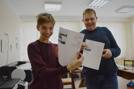 В сентябре прошлого года Реабилитационный центр «Радуга» получил поддержку Благотворительного Фонда «Абсолют-Помощь» на открытие «Особой типографии».